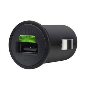Belkin 12W / 2.4 Amp USB Fast Car Charger